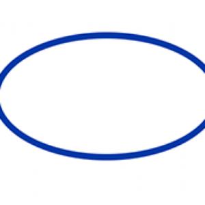 Ovala etiketter